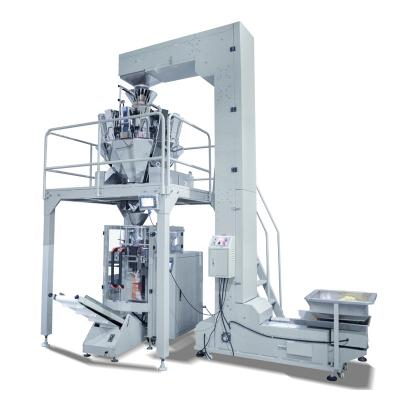 Soy packaging machine